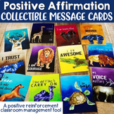 Positive Affirmation Cards & Growth Mindset Brag Tags *Bui