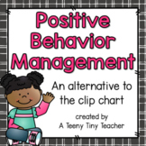 Positive Behavior Management {Gold Tags}