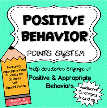Positive Behavior Points System