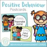 Positive Behavior Postcards - Parent Communication Printables