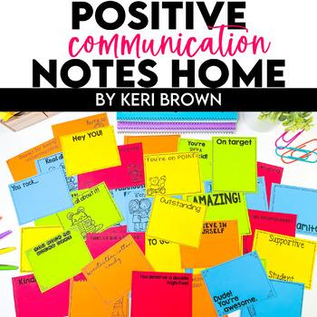 Positive Communication Notes - Endless Bundle