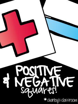 Positive & Negative Squares