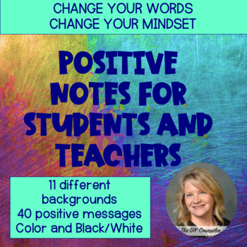 #Octoberfestsale Positive Notes for Students and Teachers