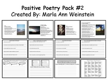 Positive Poetry Pack #2