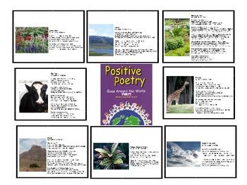 Positive Poetry PowerPoint Presentation #4