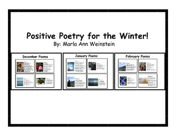 Positive Poetry for the Winter!