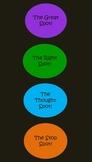 Positive Polka Dot Behavior Chart