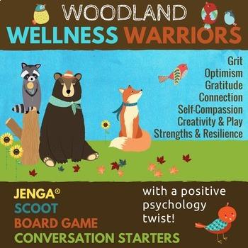 *Resilience *Grit *Optimism *Gratitude *Wellness Jenga®, S