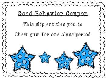 Positive Reward Coupons (non-food)