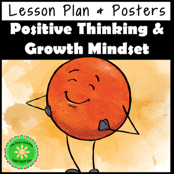 Positive Thinking Posters for a Growth Mindset
