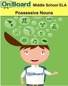 Possessive Nouns-Interactive Lesson