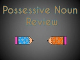 Possessive Nouns: Power Point Review Games