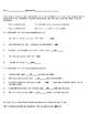 Possessive Pronoun Worksheet