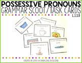 Possessive Pronouns Scoot