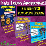 Possessives PowerPoint BUNDLE
