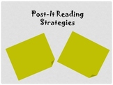 Post-It Reading Signs