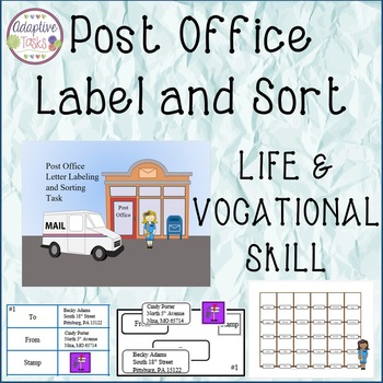 LIFE SKILL/VOCATIONAL SKILL Post Office