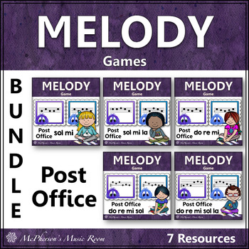 Post Office Melody Bundle