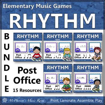 Post Office Rhythm Bundle
