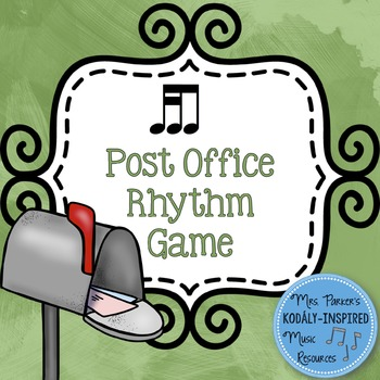 Post Office Rhythm Game: Tika-Ti