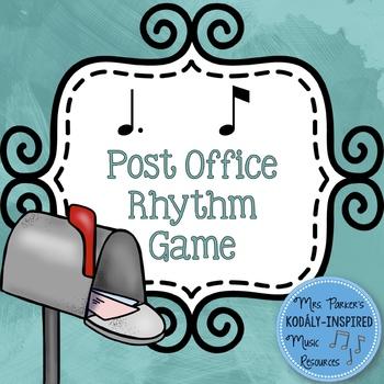 Post Office Rhythm Game: Tom Ti