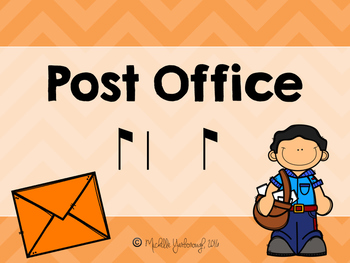 Post Office: syncopa