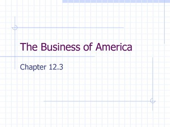 Post WWI American Growth
