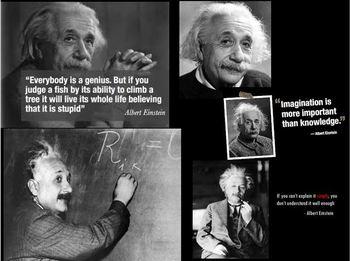 Post-War Uncertainty Period: Influences of Einstein, Picas
