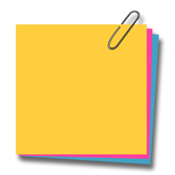 Post It Notes- Regular