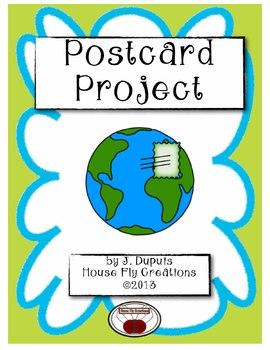 Postcard Assignment