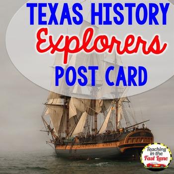 European Explorers: Postcard Home From an Explorer