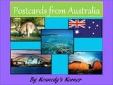 Postcard from Australia