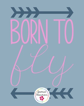 Poster: Born to Fly