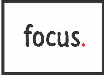 Poster ..... Focus.