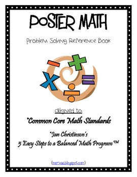 Poster Method Problem Solving Teaching Resource
