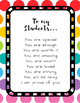 Poster Quotes Bundle | Rainbow Dots | School Counselor