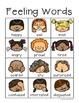 Poster Sets for Feeling Words  {3 Sets, K-3}