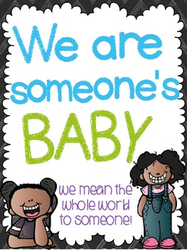 Poster:  Somebody's Baby *Freebie
