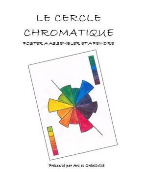 Poster du CERCLE CHROMATIQUE