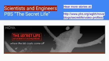 """Poster of Diverse Scientists and Engineers - PBS """"The Secr"""