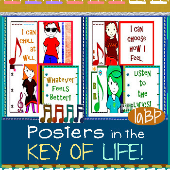 Posters: lose the drama