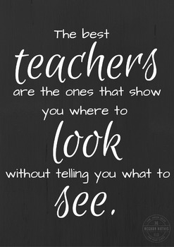 Posters for Secondary Classrooms - The Best Teachers
