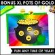 Pot o' Gold Music Match: St. Patrick's Day Music Symbol Ma