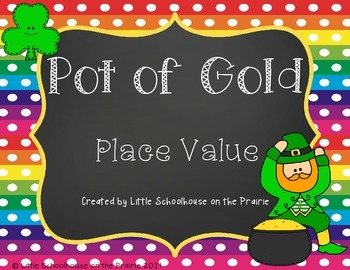 Pot of Gold Place Value