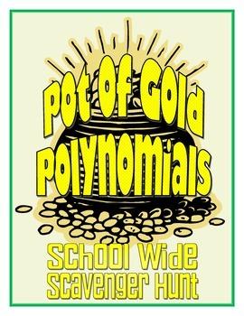 Pot-of-Gold Polynomials