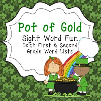 Sight Word Games- St. Patrick's Day