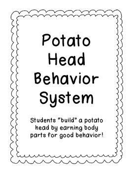 Potato Head Behavior System