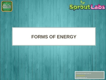 Potential Energy, Kinetic Energy and Energy Transformation