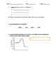 Potential Energy and Reaction Rates Quiz