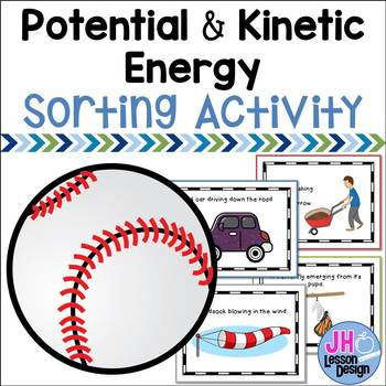 Potential and Kinetic Energy Sort